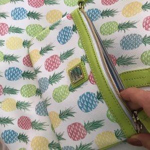 Dooney & Bourke Pineapple Bag Wallet